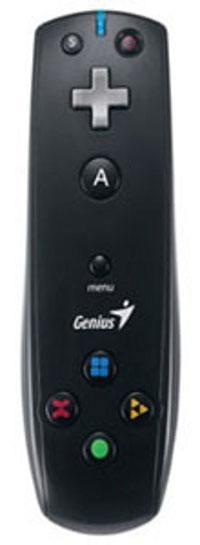 Genius Wizard Stick, un control inalámbrico para jugar en la PC