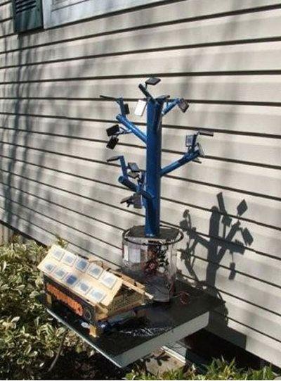 Joven de 13 años descubre un método para generar más energía solar