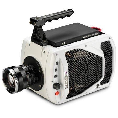 La cámara más rápida del mundo graba a un millón de fotogramas por segundo