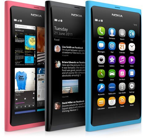 Nokia inicia cuenta regresiva para el lanzamiento del N9 el 23 de setiembre Nokia-N9