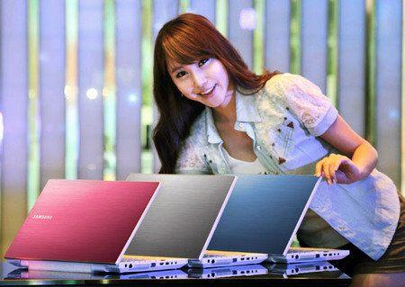 Samsung estrena nueva familia de notebooks, las Sense Series 3 300V