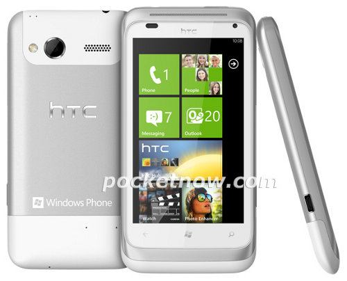 Se filtran fotos del HTC Omega