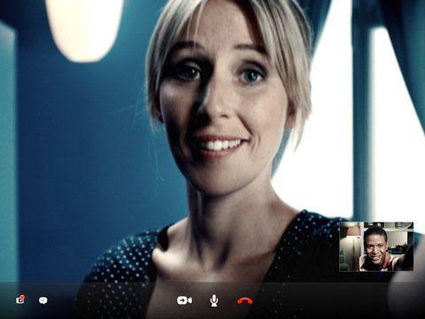 Skype ya está disponible para iPad