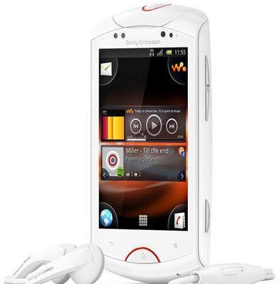 Sony Ericsson Live With Walkman, un nuevo smartphone Android con un enfoque musical
