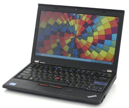 Un vistazo a la Lenovo ThinkPad X220, una notebook con casi 9 horas de batería