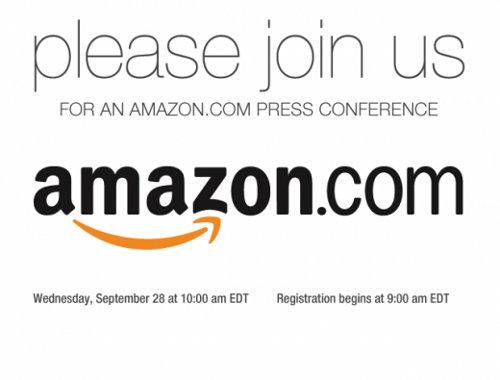 Amazon podría presentar su tablet la semana que viene