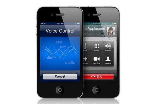 El iPhone 5 tendrá un genial sistema de control por voz