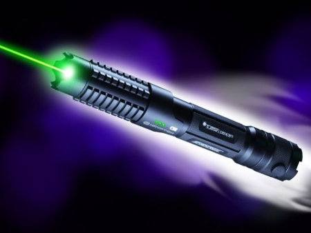 El láser manual más potente del mundo
