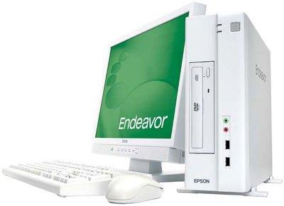 Epson lanza una nueva PC para escritorio, la Endeavor AY320S