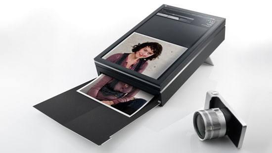 Esta impresora touch nos muestra por qué las impresoras actuales apestan