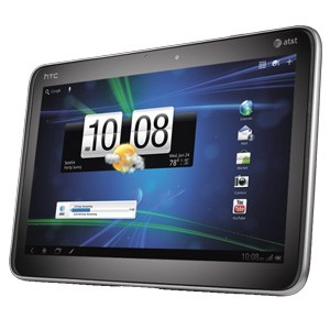 HTC Jetstream, un nuevo tablet Honeycomb 3.1