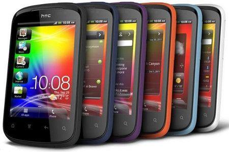 HTC presenta su smartphone Android de menor precio: el HTC Explorer