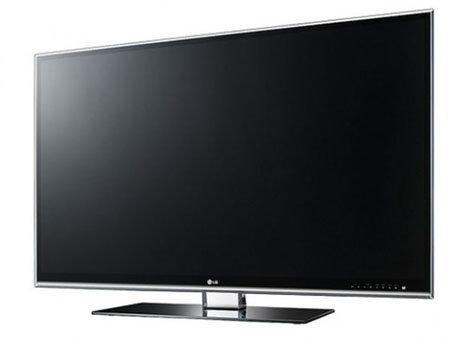 LG presenta una espectacular TV 3D, la LW980S
