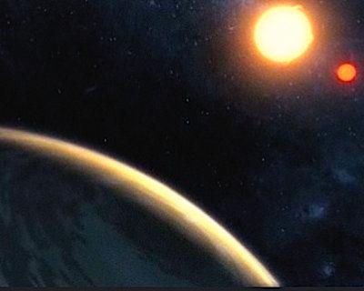La NASA descubre un planeta con dos soles