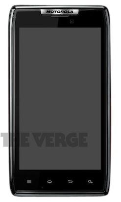 Motorola Spyder, el primer smartphone con pantalla Super AMOLED qHD
