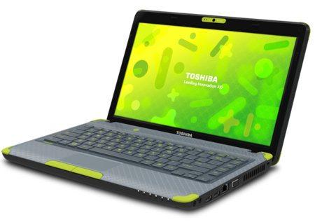Nueva laptop para niños, la Toshiba Satellite L735D