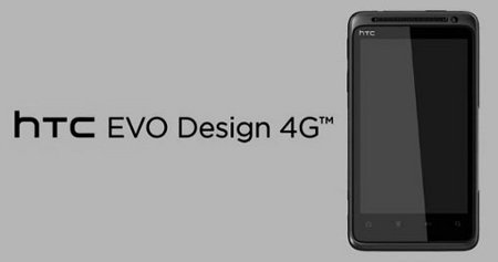Nuevo HTC EVO Design 4G