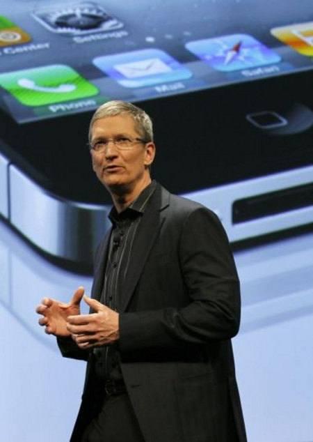 Rumor: el evento del iPhone 5 será el 4 de octubre con el nuevo CEO, Tim Cook