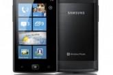 Samsung Omnia W, un nuevo smartphone con sistema operativo WP7.5