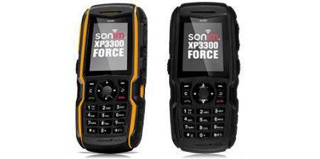 Sonim XP3300 Force es el móvil más resistente del mundo