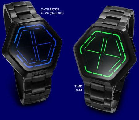 Tokyoflash presenta su nuevo reloj, el Kisai Night