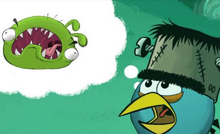 Angry Birds tendrá una nueva expansión en Halloween