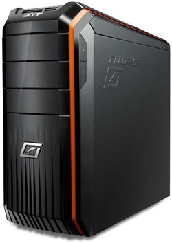 Aspire Predator AG3610-A78F-G, una nueva PC para gamers
