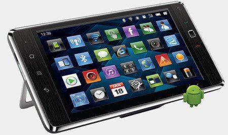 Beetel Magiq II, un nuevo tablet Android de bajo costo