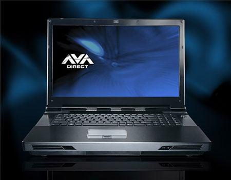 Clevo X7200, nueva notebook para gamers con Core i7 y 24GB de RAM
