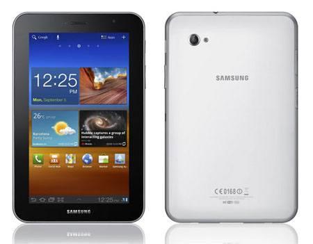 El Galaxy Tab 7.0 Plus ya tiene precio