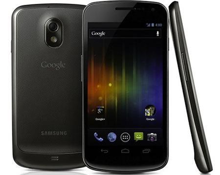 El Samsung Galaxy Nexus ya está aquí