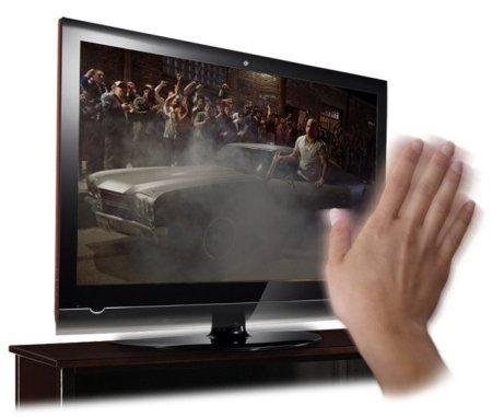 Hisense y eyesight presentan la primera TV controlada mediante gestos