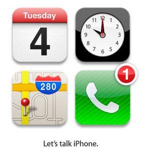 Hoy es el evento de presentación del iPhone 5