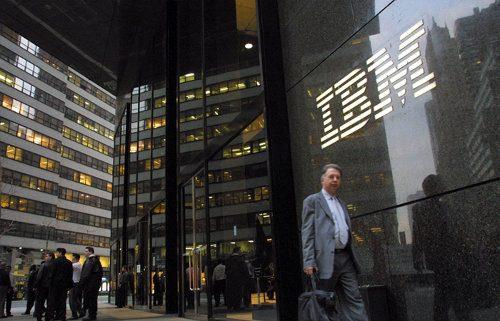 IBM se convierte en la segunda compañía más valiosa tras superar a Microsoft