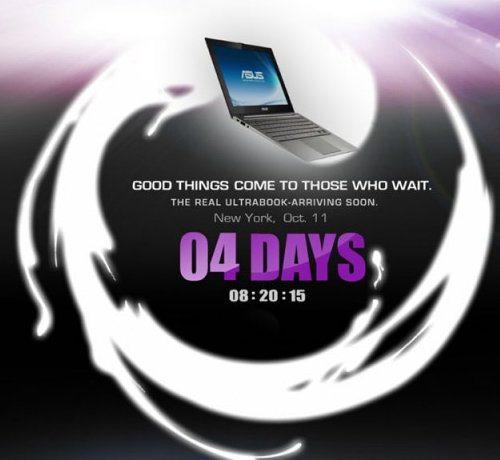 Las Ultrabook de Asus serán llamadas Zenbook