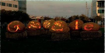 Los Doodles de Halloween