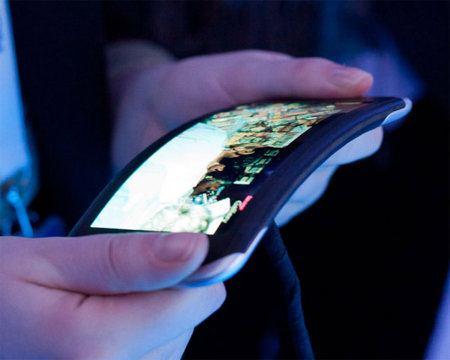 Mira el prototipo del nuevo smartphone flexible de Nokia