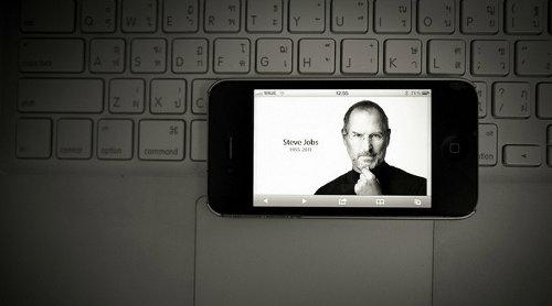 Steve Jobs estaba trabajando en un nuevo producto el día antes de morir