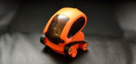 Tankbot, un pequeño robot de $25 dólares