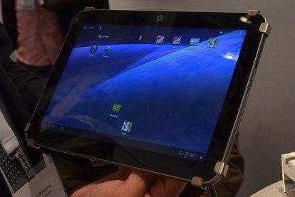 Toshiba presenta un nuevo tablet ultradelgado, el AT200