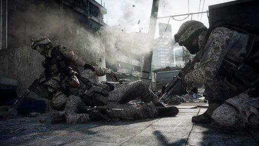 Trailer multijugador de Battlefield 3