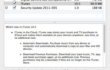 iTunes 10.5 ya está disponible