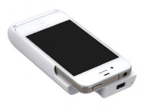 monolith: una funda multifunción para iPhone 4