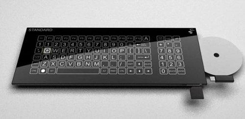 ¿Será este el teclado del futuro?