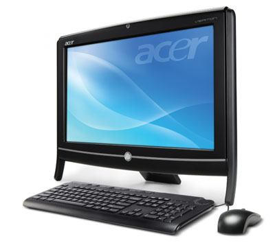Acer lanza dos nuevas todo en uno