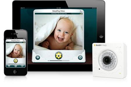 BabyPing: vigila a tu bebé