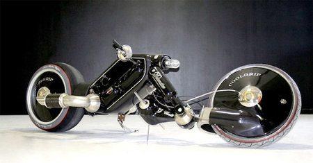 Detonator, una de las primeras choppers eléctricas