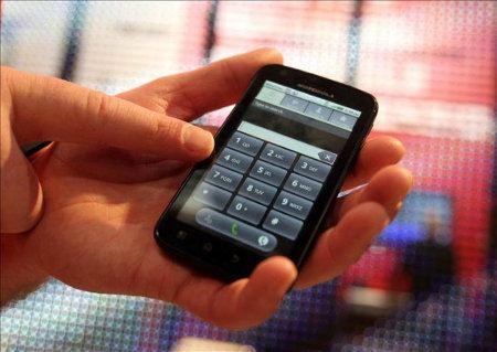 El 95 por ciento de la población mundial cuenta con un teléfono móvil