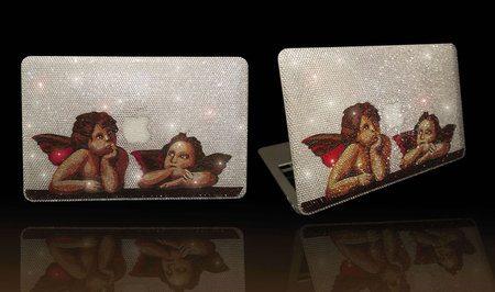 Esta Macbook Air tiene 20.000 cristales Swarovski