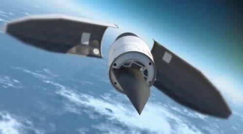 Esta arma hipersónica vuela a Mach 8: unos 9800 kilómetros por hora